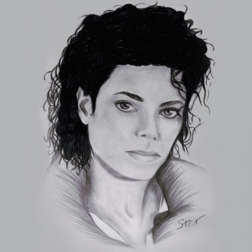 Michael Jackson by Stex